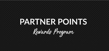 Partner Points Rewards Program